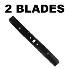 """(2) Cub Cadet Lawn Tractor 21.23"""" 2-in-1 Blade for 42"""" Deck Tractors, 942-04312"""