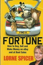 Find a Fortune by Lorne Spicer - paperback