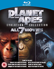 Planet of the Apes: Evolution Collection [1968] (Blu-ray)WOWB