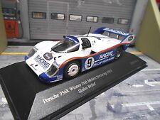 PORSCHE 956 K Winner 200 Meilen Norisring 1983 #9 Bellof DRM IXO Edit 1:43
