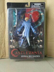 Netflix Castlevania Sypha Belnades Action Figure
