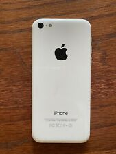 Apple iPhone 5c 16GB White model A1532 used and unlocked, clean and good to go.