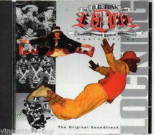 O.G. FUNK - Underground Dance Masters : Locking Vol.1 Soundtrack CD