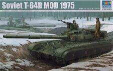 MODEL KIT TRU01581 Trumpeter 1:35 - Russian T-64B Model 1975 MBT