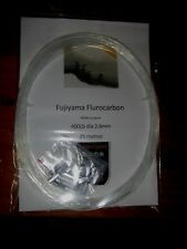 Fujiyama flurocarbon leader 400lb x 25meters