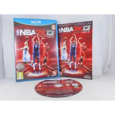 NBA 2K13 - Wii-U - En Muy Buen Estado - 5026555045612