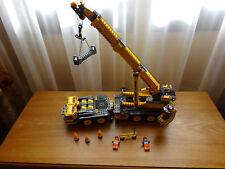 LEGO CITY 7249 XXL MOBILE CRANE 100% COMPLETE