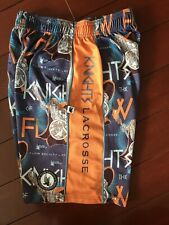 flow society lacrosse shorts M Youth