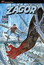 Zagor: 1000 Faces of Fear (2017 Paperback), GN, Capone, Ferri, Frisenda