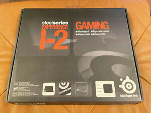 SteelSeries Experience I-2 Glass Mouse Pad (Black)