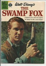1961 Dell Four Color #1179 The Swamp Fox Vf