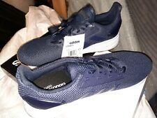 Para hombre Adidas Duramo 9 Azul Correr Entrenadores 🏃 UK Size 11.5 PVP 69.99