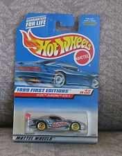 HOT WHEELS 1999 First Editions - Silver OLDS AURORA GTS-1 - #911 - Next Day Ship