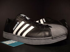 2003 Adidas Superstar ULTRASTAR JMJ JAM MASTER JAY RUN DMC BLACK WHITE 678653 14