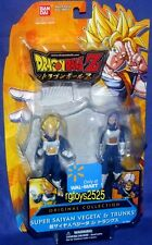 DRAGONBALL Z Ultimate Collection Super Saiyan Vegeta & SS Trunks New exclusive