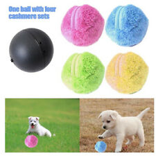 Puzzle Training Magic Roller Ball Activation Ball Pet Plush Ball Clean Toys