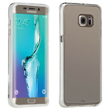 Case-mate Samsung Galaxy S6 Edge transparente resistente doble capa