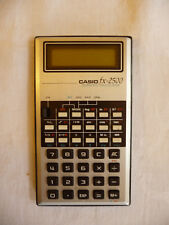Calculadora Casio FX-2500... B21