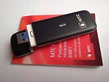 ZTE MF825 LTE FDD TDD 4G 3G USB Modem Mobile WLAN 100Mbps Cat4 Stick