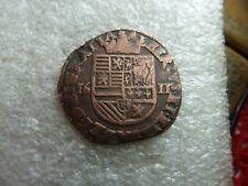 NETHERLANDS SPANISH :QUALITY  1 LIARD  ALBERT ET ISABELLE 1611