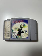 Gex 64: Enter the Gecko (Nintendo 64, 1998) N64 Authentic