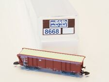 8668 Marklin Z-scale Freight Roll Roof Car Class aeos