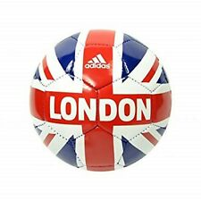 Official Addidas London Union Jack Red Blue White Size 1 Mini Skills Football