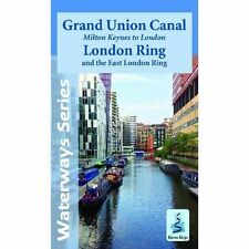 Grand Union Canal - Milton Keynes to London: With the London and East London Ri…