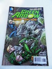 Green Arrow 8 . DC  2012 - VF +