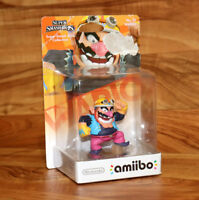 No. 32 Wario Amiibo Super Smash Bros Series Figure Nintendo Wii U