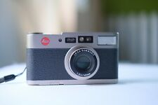 Leica Cm 35mm Summarit 40mm F/2.4 Point & Shoot Camera Film Tested