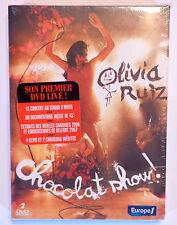 DVD MUSIQUE CONCERT / OLIVIA RUIZ - CHOCOLAT SHOW / NEUF SOUS BLISTER