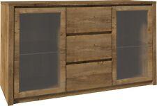 Kommode  Sideboard  Anrichte  Montana K2D  Holz: Eiche Lefkas