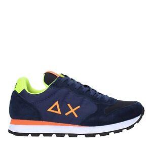 SUN68 sneakers Z40102 blu