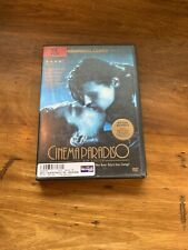 Cinema Paradiso (Dvd, 2003, Contains Both the Extended and Original.