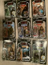 Star Wars Vintage Collection Return Of The Jedi Action Figure Lot