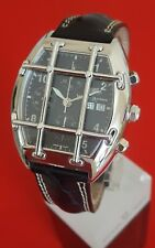 Van der Bauwede Magnum Automatic Chronograph  Silver 800 Limited Edition