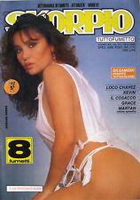 SKORPIO 14 1988 Adriana Russo John Cusack