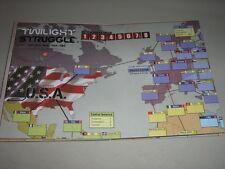 Twilight Struggle Mounted Map (New)