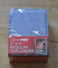 "Ultra Pro 25 Regular Toploader 3"" x 4"" Ultra Clear für Yu-Gi-Oh!, Magic usw."