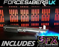 STAR WARS LIGHTSABER ULTIMATE MASTER FX LUKE LIGHT SABER - ESB FULL SOUND