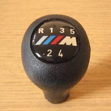 GEAR Shift KNOB 5 velocità in Pelle Imitazione BMW M E36 E39 E34 E30 X5 E87
