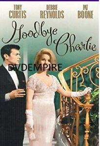 Goodbye Charlie DVD Tony Curtis Debbie Reynolds New & Sealed Australian Release