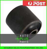 Fits MITSUBISHI DELICA PD4W/PD6W/PD8W - Arm Bush Rear Suspension (Hydro)