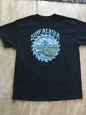 Surf Alaska Mens T shirt