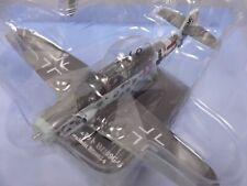 Germany Messerschmitt Bf109 1/87 Scale War Aircraft Japan Diecast Display vol167
