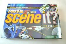 Scene It Movie 2nd Edition DVD Board Game Brand New Sealed - Family Fun