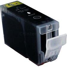 10 Druckerpatronen 3eBk für Canon IP 4000 P ohne Chip