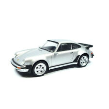 Norev 430200 Porsche 911 Turbo 3.3 Argent - YOUNGTIMERS �‰chelle 1:43 Neuf !°