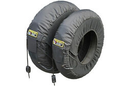 Woodcraft Dual Temp Gen III Tire Warmers With FREE Soft Carry Case MADE IN USA!